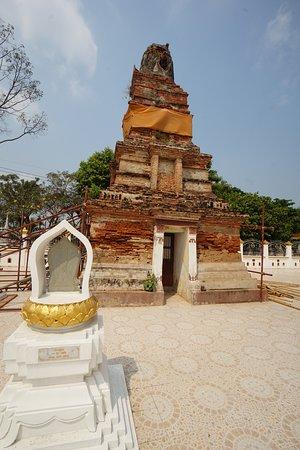 Bang Sai, Thailand: หลังพระอุโบสถ