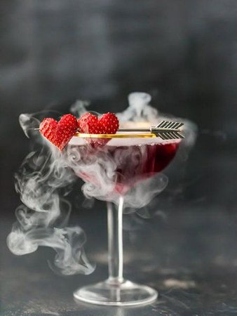 cocktails with love!