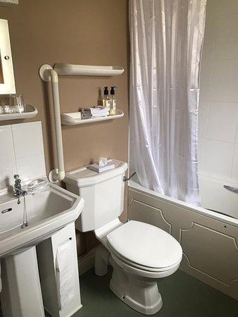 West Rudham, UK: Twin room