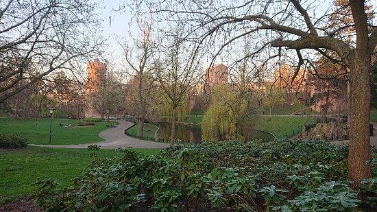 Kronenburgerpark (Nijmegen) - 2020