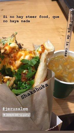 El mejor shakshuka del mundo