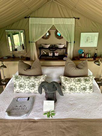 Tanda Tula Safari Camp: Tent.