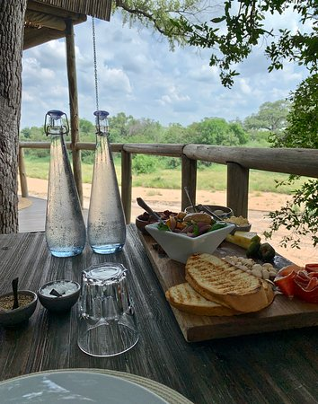 Tanda Tula Safari Camp: Lunch.