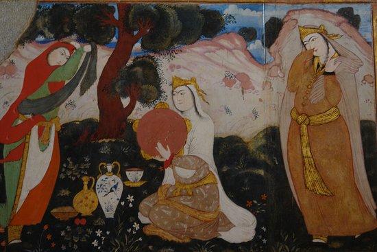 Isfahán, Irán: Cartoline da Isfahan, Iran
