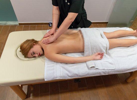 Odyssey Hotel Spa: Relaxing body massage
