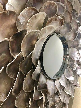 Cryolyon: Miroir coquillage .