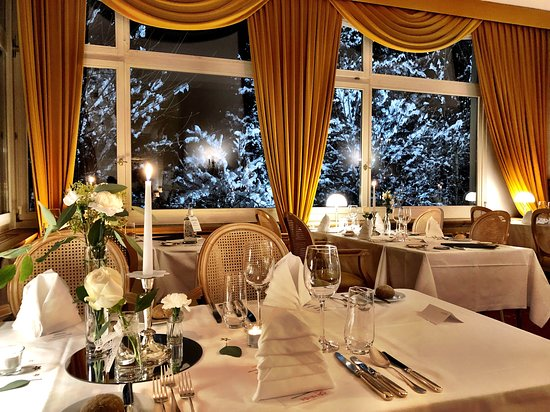 Schweizerhof Flims- Waldhaus  Belle Epoque Restaurant