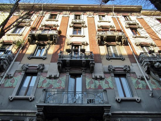 Palazzo Via Crema 14