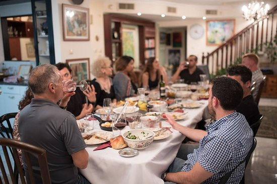 Betzavta - The Israeli Dinner Experience