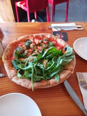La verdadera pizza italiana en Chile!!