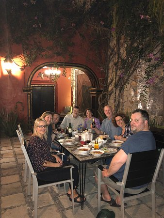 Villa Zacateros Luxury Historic: We loved our time at Villa Zacateros!!