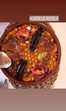 Espectacular arroz passejat
