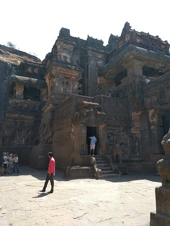 The Kailash Temple