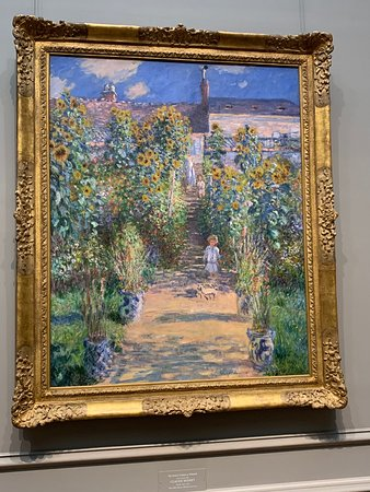 Impressionist paintings/ mostly Monet