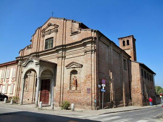 San Colombano al Lambro, إيطاليا: Vista complessiva