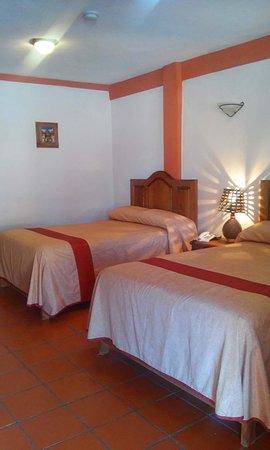 San Francisco Soyaniquilpan, מקסיקו: Habitaciones limpias, confortables