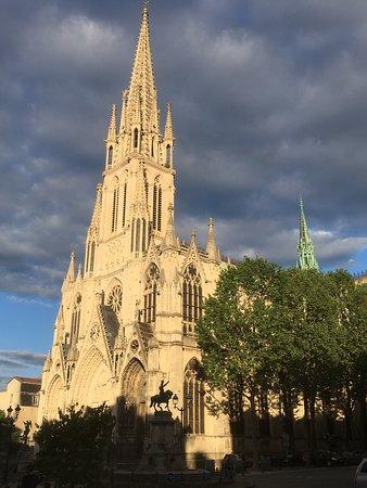 Nancy, Frankreich: Basilique saint epvre