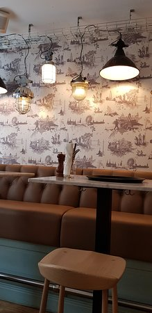 Greasy Spoon - Odenplan: Restaurant