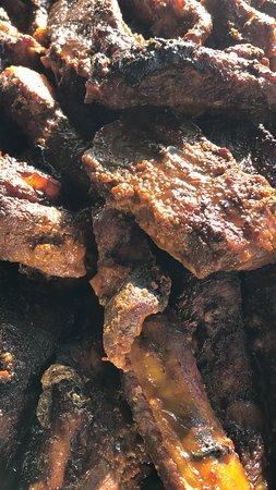 Barbecue spareribs