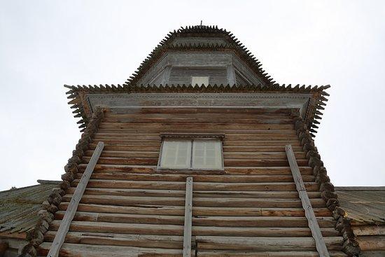 Old-Tikhvin Church of the Ascension: Общий вид (март 2019)