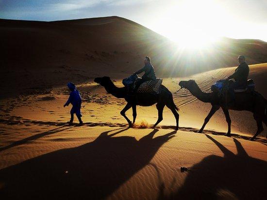 Let's Visit Morocco