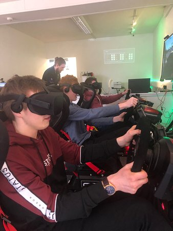 Player Ready VR & Racing Centre Truro