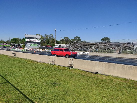 Orlando Speed World Dragway