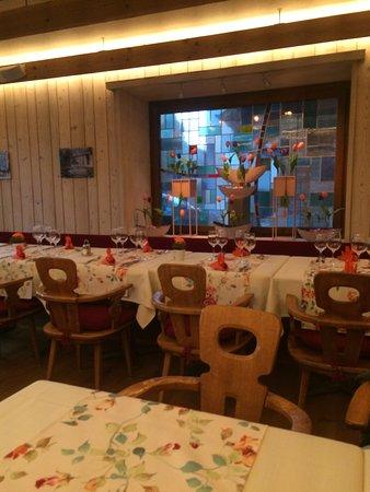 Sissach, Szwajcaria: Schönes Restaurant