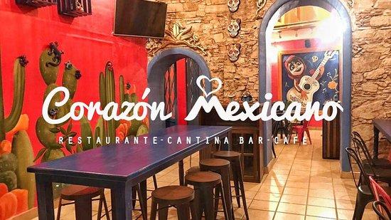 restaurante corazón mexicano