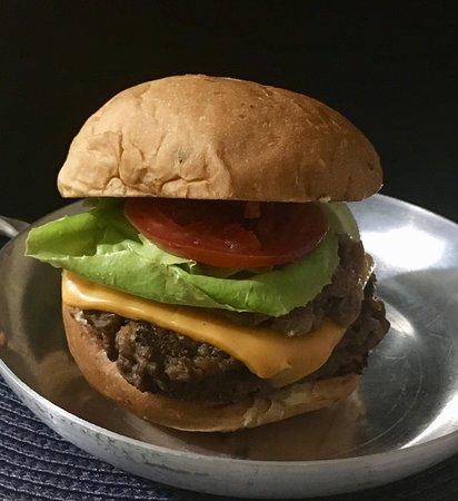 Burguer vegetariano