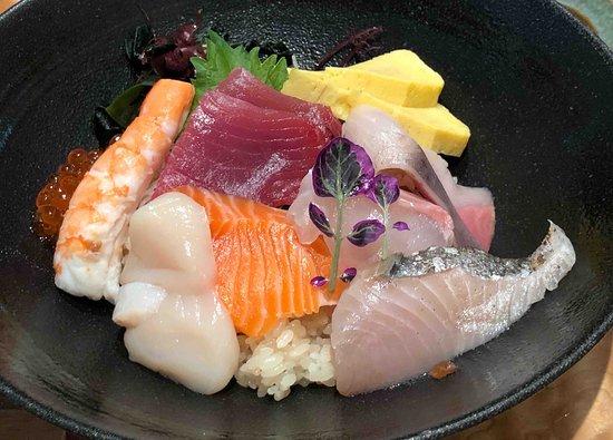 Sushi Ran: chirashi was excellent
