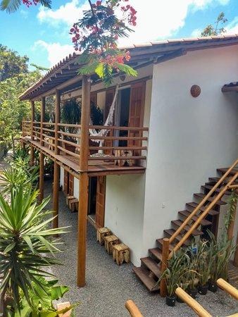 Quarto privativo – obrázok Hostel e Pousada Casa de Paixao, Caraiva - Tripadvisor