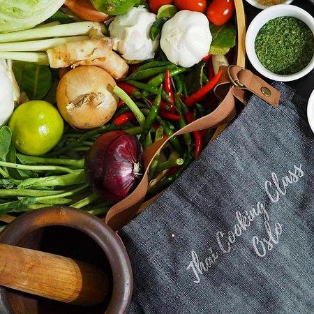 Thai Cooking Class Oslo