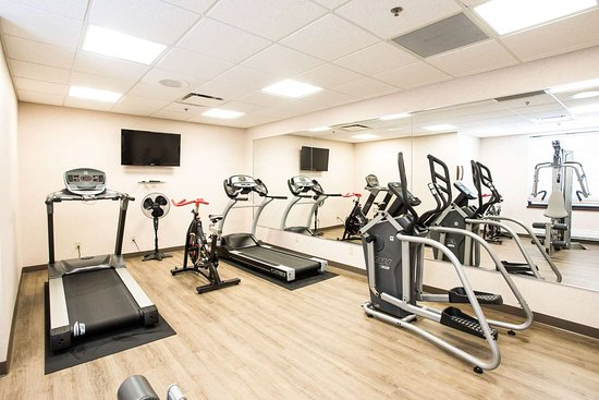 Val d'Or, Canada: Exercise room