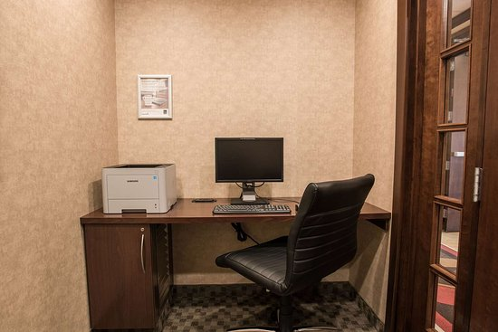 Val d'Or, Canada: Business center