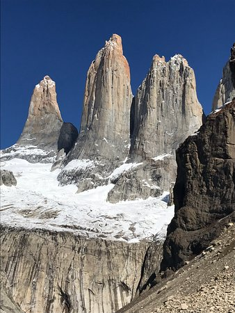 W-Trail: Torres del Paine