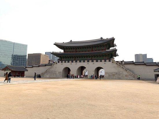 Gyeongbokgung Resmi
