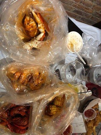 Valokuva: Hot N Juicy crawfish