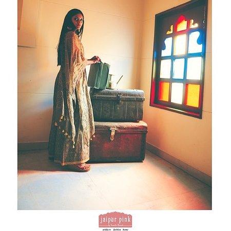 Jaipur Pink By Sunita Burad