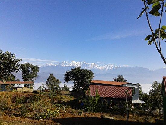 Dhading, Nepal: Country paradise resort.