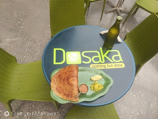 Dosa you've never tasted before...