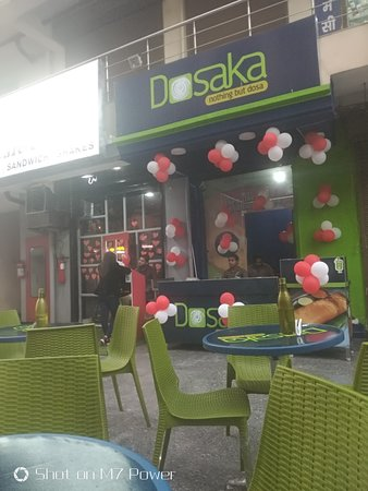 We are located in crossing republic, ghaziabad