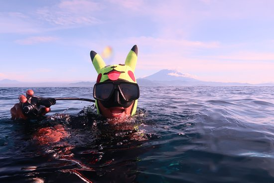 Ceningan Divers: Silly divers