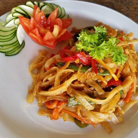 Mangrove Restaurant: Stir Fry
