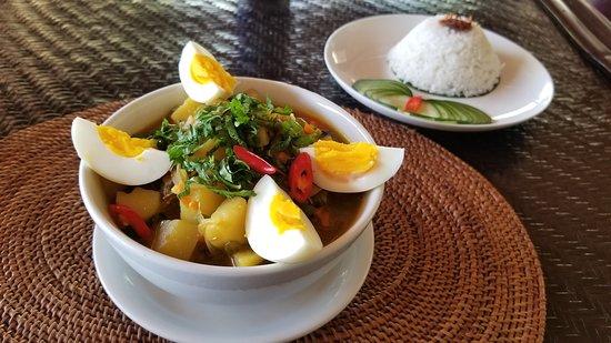 Mangrove Restaurant: Soto Ayam