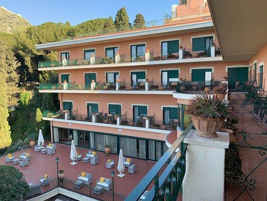 Hotel Villa Diodoro: Villa Diodoro