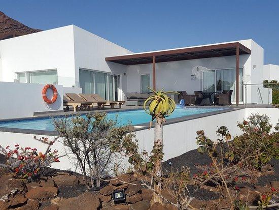Spacious villa and great service