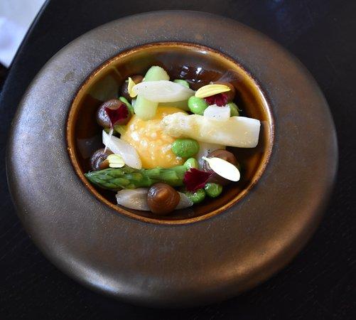 Restaurant Bentinck: vegetarisch