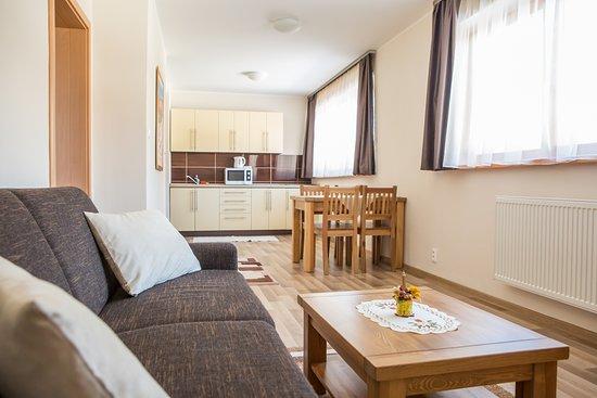 Entrance - Picture of Apartmany Belianky, Tatranska Lomnica - Tripadvisor