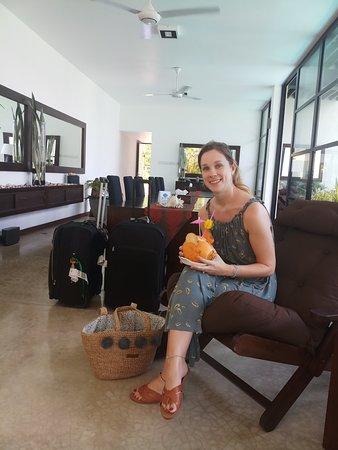 Marissa beach villa